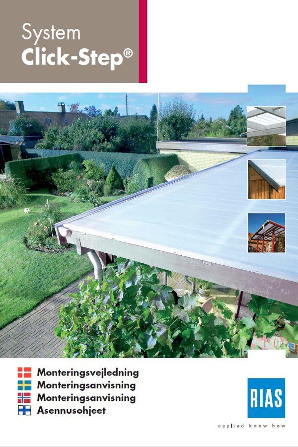 Alu U-profil Click-Step® 1,5m