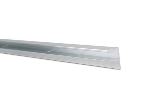 Alu side/vandnæseprofil 1,6m