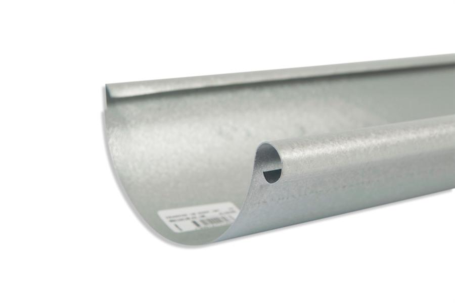 Fantastisk Aluzink ståltagrende - RODENA str. 125 - 3m NZ25
